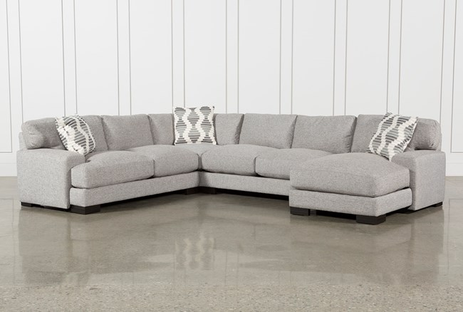Aidan 4 Piece Sectional - 360