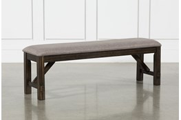 Pelennor Dining Bench With Cushion