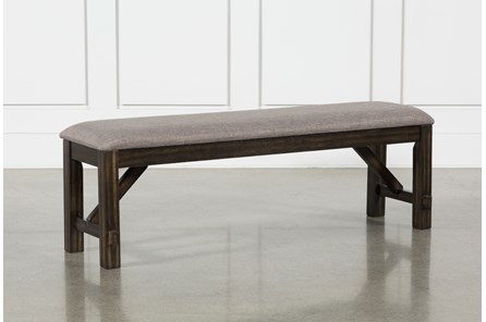 Pelennor Dining Bench With Cushion - Main