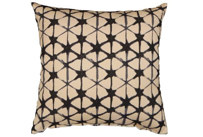 Accent Pillow-Shibori Indigo I 18X18 - 360