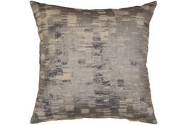 Accent Pillow-Raindrops I 18X18