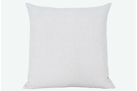 Accent Pillow-Edgar Graphite 22X22 N+J - Main
