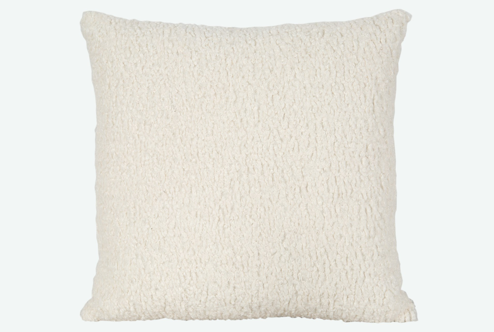 Accent Pillow Sheepskin Natural 22x22 By Nate Berkus And Jeremiah B Qty 1 Has Been Successfully Added To Your Cart