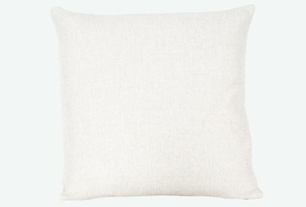 Accent Pillow-Sugarshack Natural 22X22 N+J