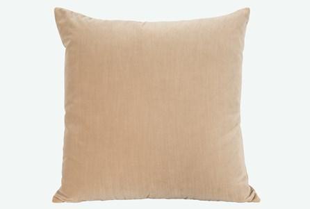 Accent Pillow-Monaco Mondo 22X22 N+J