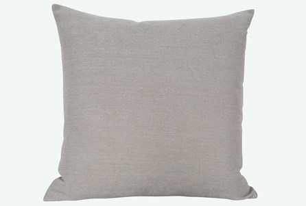 Accent Pillow-Peyton Slate 22X22 N+J