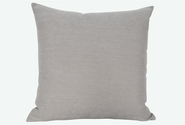 Accent Pillow-Peyton Slate 22X22 By Nate Berkus and Jeremiah Brent - 360