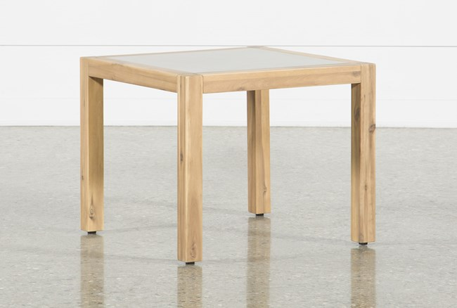 Outdoor Sienna End Table - 360