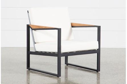 Outdoor La Paz Lounge Chair - Main
