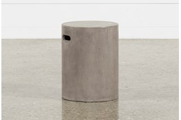 Outdoor Poipu Concrete Tall Cluster Table