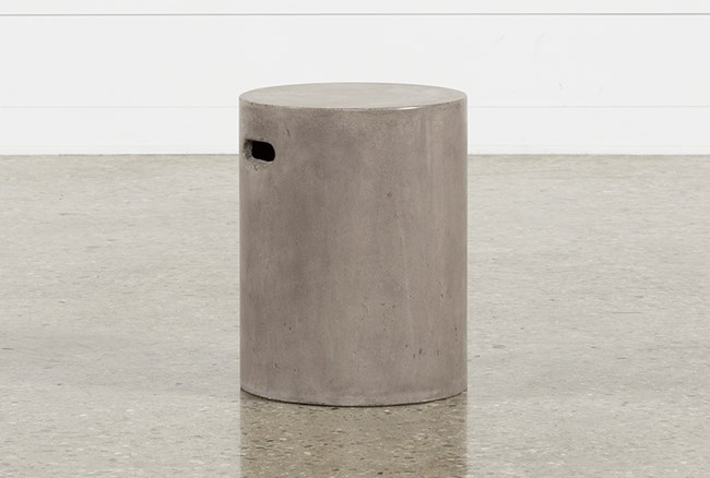 Outdoor Poipu Concrete Tall Cluster Table - 360