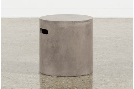 Outdoor Poipu Concrete Medium Cluster Table