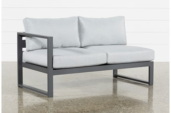 Ravelo Outdoor Left Arm Facing Loveseat