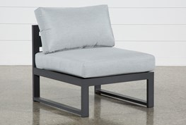 Outdoor Ravelo Armless Chair