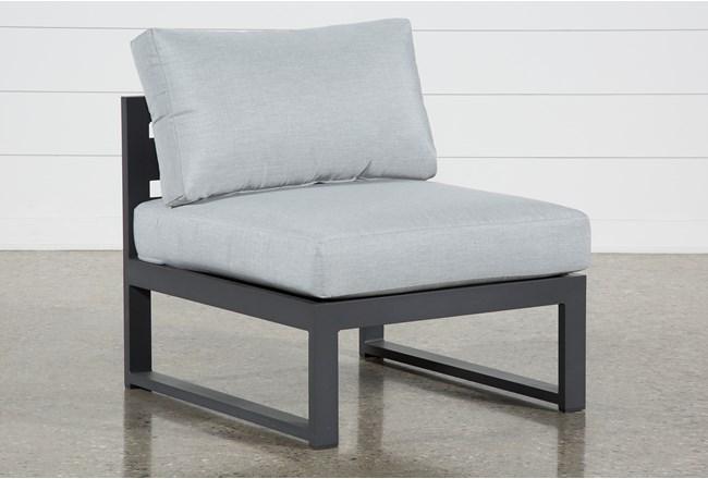 Ravelo Outdoor Armless Chair - 360