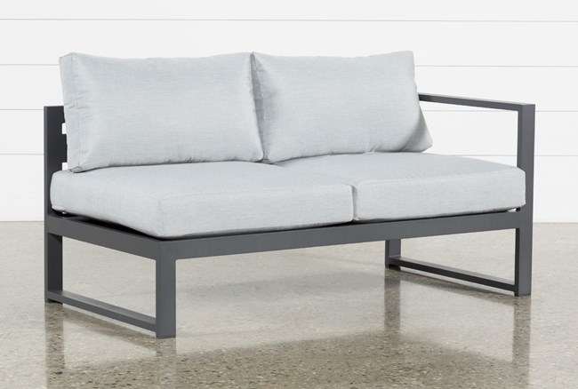 Ravelo Outdoor Right Arm Facing Loveseat - 360