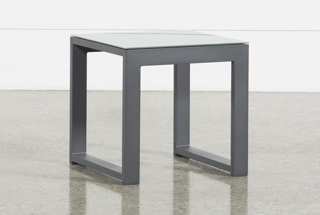 Ravelo Outdoor End Table - 360