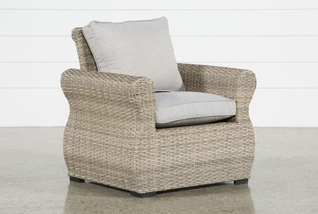 Outdoor Malta Lounge Chair