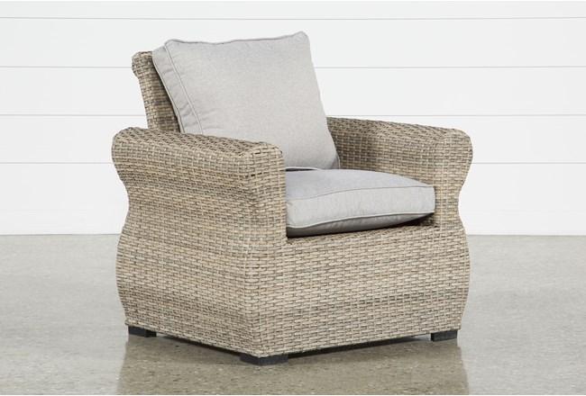 Malta Outdoor Lounge Chair - 360