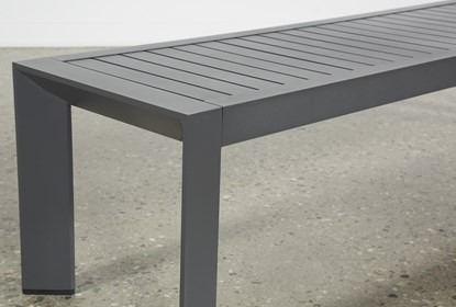 Ravelo Outdoor Dining Bench Living Es