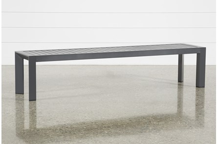 Outdoor Ravelo Dining Bench - Main