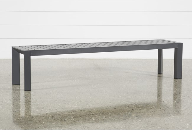 Ravelo Outdoor Dining Bench - 360