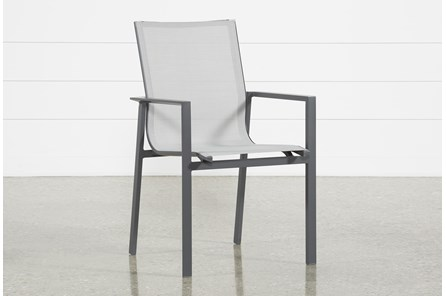 Outdoor Ravelo Sling Side Chair