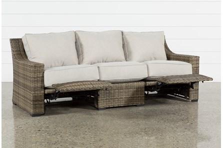 Outdoor Aventura Reclining Sofa - Main