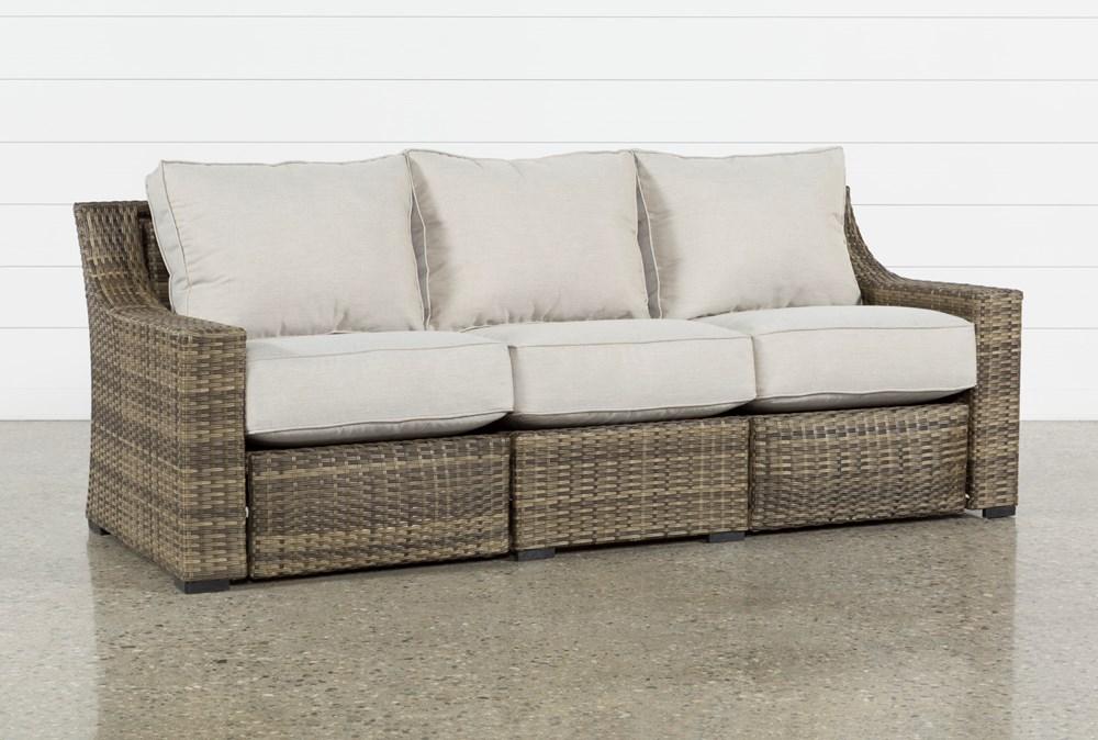 Outdoor Aventura Reclining Sofa