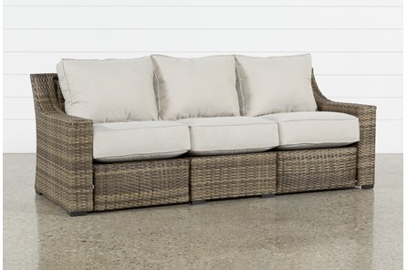 Outdoor Aventura Reclining Sofa - Main