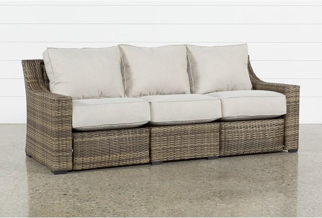 Outdoor Aventura Reclining Sofa - 360