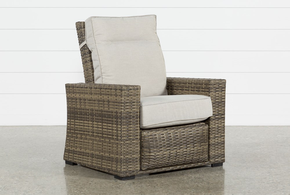 Outdoor Aventura Pressback Reclining Chair
