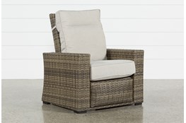 Outdoor Aventura Pressback Reclining Chair