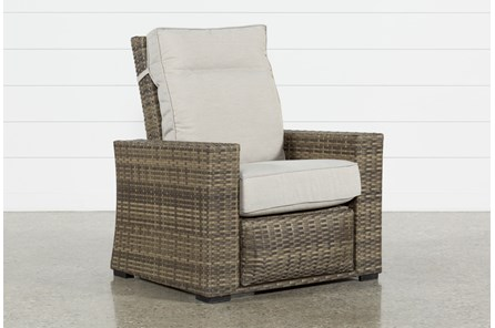 Outdoor Aventura Pressback Reclining Chair - Main