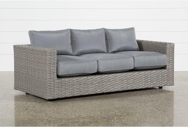 "Koro 83"" Outdoor Sofa - 360"