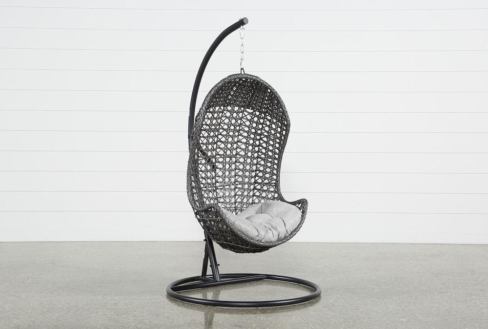 The Egg Chair.Outdoor Cedros Egg Chair