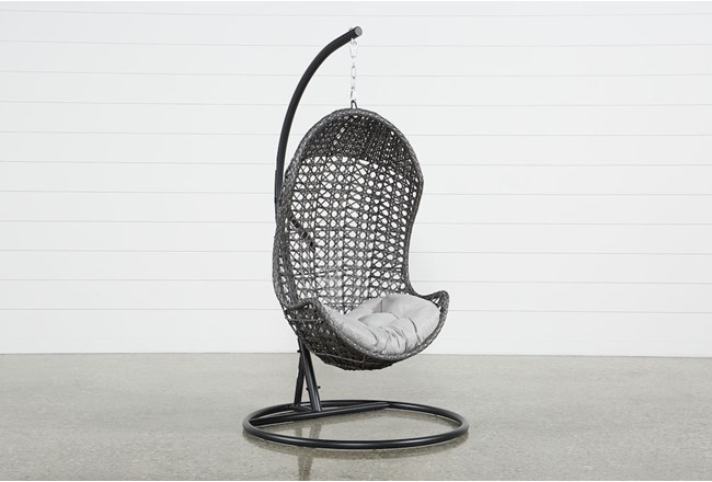 Cedros Outdoor Egg Chair  - 360