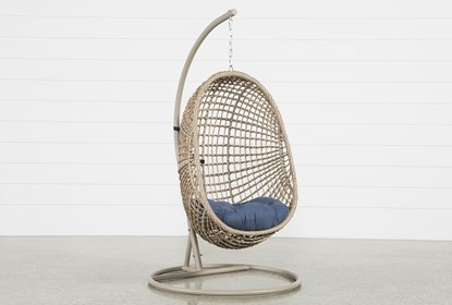 The Egg Chair.Outdoor Grenada Egg Chair