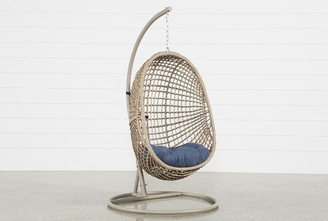 Grenada Outdoor Egg Chair  - 360