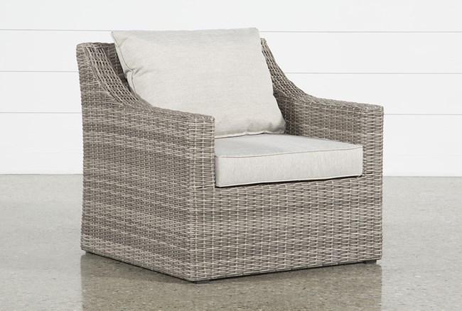 Outdoor Positano Lounge Chair - 360