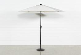 Outdoor Market Beige Umbrella
