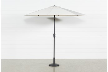 Market Outdoor Beige Umbrella