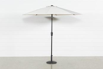 Market Outdoor Beige Umbrella