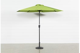 Market Outdoor Green Umbrella