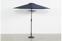 Market Outdoor Navy Umbrella