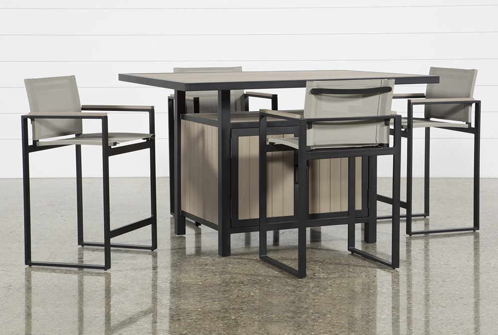 Sorrento 5 Piece Counter Set
