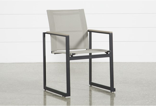 Sorrento Outdoor Dining Chair - 360