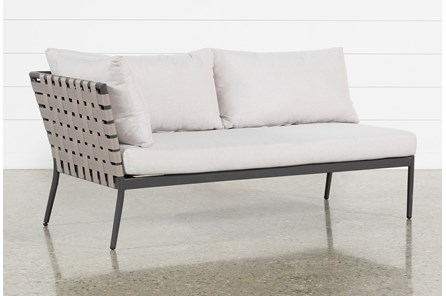 Outdoor Prospect Laf Loveseat