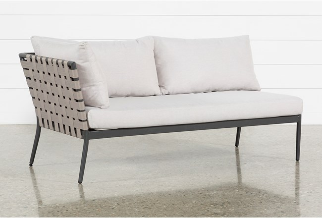 Outdoor Prospect Laf Loveseat - 360