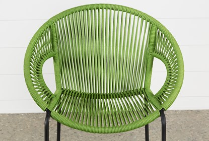 Marvelous Outdoor Acapulco Green Rope Bar Stool Camellatalisay Diy Chair Ideas Camellatalisaycom